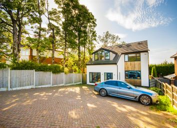 Thumbnail 4 bed detached house for sale in Bolton Road, Hawkshaw, Bury