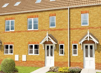 "Thumbnail 4 bed semi-detached house for sale in ""The Copley"" at Doncaster Road, Goldthorpe, Rotherham"