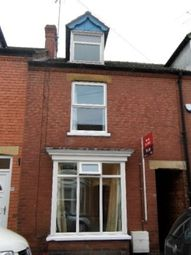 Thumbnail 3 bed terraced house to rent in Edward Street, Grantham