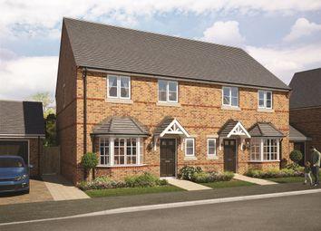 Thumbnail 3 bed semi-detached house for sale in Highworth Road, Shrivenham, Swindon