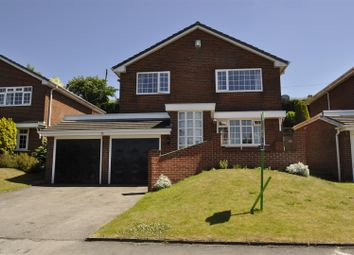 Thumbnail 4 bed detached house for sale in Bucklow Close, Mottram, Hyde