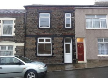 Thumbnail 2 bed terraced house to rent in Paget Street, Ynysybwl, Pontypridd