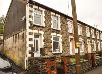 3 bed end terrace house to rent in Fenwick Street, Pontygwaith CF43