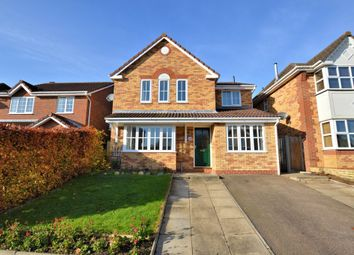 Thumbnail 4 bed detached house to rent in Welden Road, Scarning, Dereham