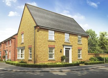 Thumbnail 4 bed detached house for sale in Stonnyland Drive, Lichfield