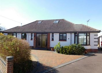 Thumbnail 4 bed bungalow for sale in Winspit Close, Hamworthy, Poole