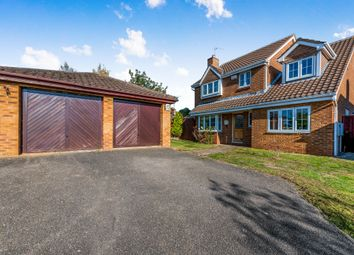 Thumbnail 4 bed detached house for sale in Tate Grove, Hardingstone, Northampton