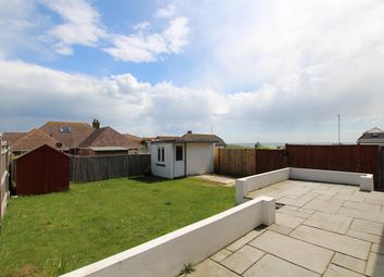 Thumbnail 3 bed bungalow for sale in Lincoln Avenue, Telscombe Cliffs, Peacehaven
