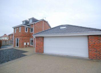 Thumbnail 4 bed detached house for sale in Finchale Terrace, Jarrow