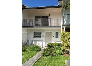 Thumbnail 2 bed town house for sale in 2177 Ne 122nd St, North Miami, Florida, United States Of America