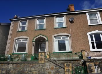 Thumbnail 4 bed end terrace house to rent in Church Road, Goodwick, Pembrokeshire