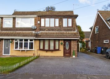 Thumbnail 3 bed semi-detached house for sale in Ash Close, Appley Bridge, Wigan