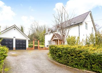 Thumbnail 5 bed detached house for sale in Chapel Lane, Easton, Winchester, Hampshire