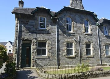 Thumbnail 1 bed flat for sale in Lawers View, Lyon Road, Killin, Stirling