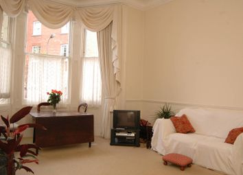 Thumbnail 1 bed flat to rent in Challoner Crescent, West Kensington