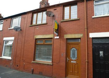 Thumbnail 3 bedroom terraced house to rent in Thompson Street, Wesham, Preston
