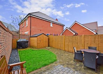Thumbnail 3 bed semi-detached house for sale in Waterloo Walk, Kings Hill, West Malling, Kent