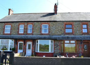 Thumbnail 3 bed terraced house for sale in 2 Riverside, Pwllheli