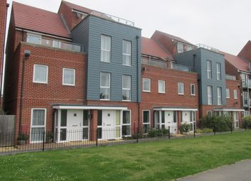 Thumbnail 4 bed town house to rent in Ambassador Walk, Eastleigh