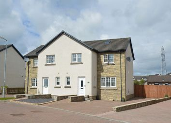 Thumbnail 3 bed property for sale in Torrance Drive, Drongan, Ayr