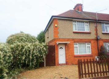 Thumbnail 3 bed end terrace house for sale in Highfield Road, Rushden