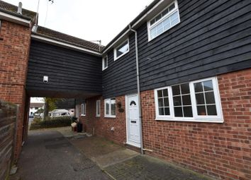 Thumbnail 2 bed terraced house for sale in Aster Close, Clacton-On-Sea