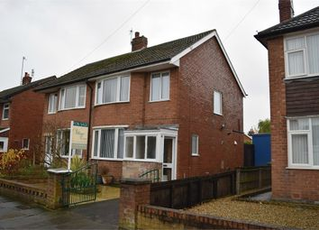 Thumbnail 3 bed semi-detached house for sale in Blenheim Drive, Thornton-Cleveleys, Lancashire