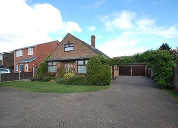 Thumbnail 4 bed detached bungalow for sale in London Road, Copford, Colchester