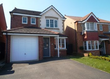 Thumbnail 3 bed detached house for sale in Ellerby Mews, Thornley, Durham
