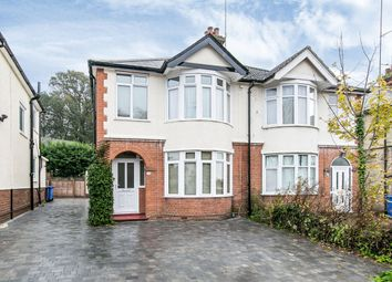 Thumbnail 3 bed semi-detached house to rent in Tuddenham Avenue, Ipswich