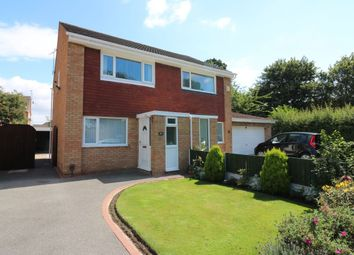 Thumbnail 2 bed semi-detached house for sale in Blackthorne Avenue, Whitby, Ellesmere Port
