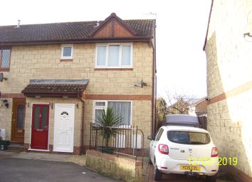 Thumbnail 1 bed flat to rent in 53 Warrilow Close, Worle, Weston-Super-Mare
