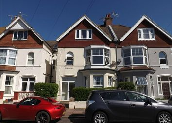 Thumbnail 2 bed flat to rent in Wickham Avenue, Bexhill-On-Sea, East Sussex
