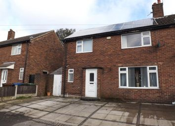 Thumbnail 3 bed semi-detached house for sale in Peak Avenue, Manchester