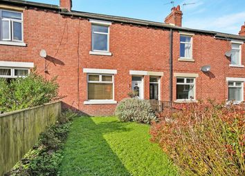 Thumbnail 2 bed terraced house for sale in Eden Avenue, Burnopfield, Newcastle Upon Tyne