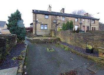Thumbnail 2 bedroom end terrace house for sale in Daisy Hill Lane, Bradford, West Yorkshire
