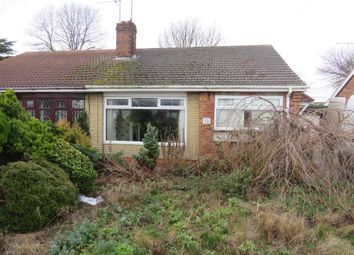 Thumbnail 2 bed semi-detached bungalow for sale in Robson Avenue, Hull
