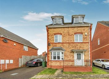 Thumbnail 5 bed detached house for sale in Pipistrelle Way, Oadby