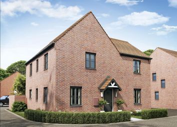 "Thumbnail 4 bed detached house for sale in ""Alderney"" at Farriers Green, Lawley Bank, Telford"