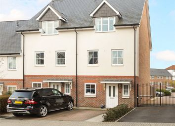 Thumbnail 3 bed end terrace house for sale in Campion Square, Dunton Green, Sevenoaks, Kent