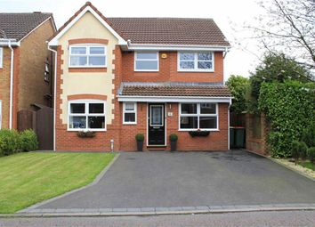Thumbnail 5 bedroom detached house for sale in Pendle Hill Close, Grimsargh, Preston
