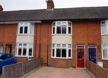 Thumbnail 3 bed terraced house for sale in Tuddenham Avenue, Ipswich