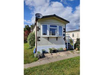 Thumbnail 1 bed mobile/park home for sale in Chapel Lane, Southampton