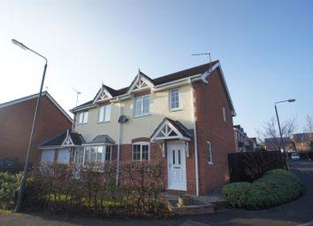 Thumbnail 2 bedroom semi-detached house to rent in Edensor Drive, Belper