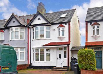 Thumbnail 5 bedroom end terrace house for sale in Headcorn Road, Thornton Heath, Surrey