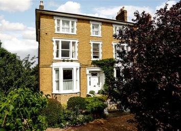 Thumbnail 2 bedroom flat for sale in Ridgway, London