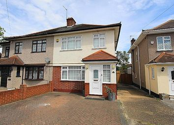 Thumbnail 3 bed semi-detached house for sale in Bradenham Road, Hayes
