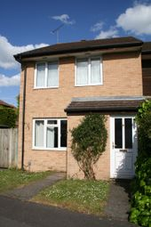 Thumbnail 1 bed flat to rent in Markby Way, Lower Earley, Reading