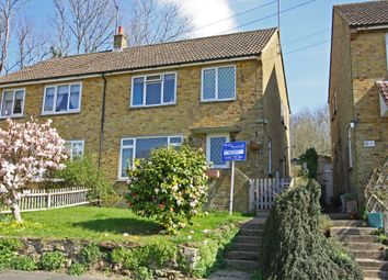 Thumbnail 3 bed semi-detached house for sale in Fieldways, Hawkhurst, Cranbrook