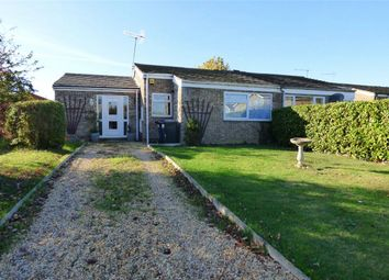 Thumbnail 2 bed semi-detached bungalow for sale in Wheatley Crescent, Bluntisham, Huntingdon